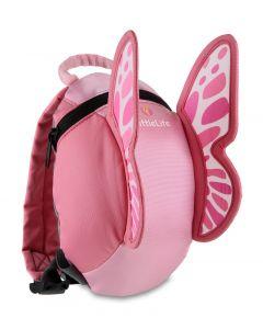 Παιδικό Σακίδιο Littlelife 2lt Πεταλούδα | www.lightgear.gr