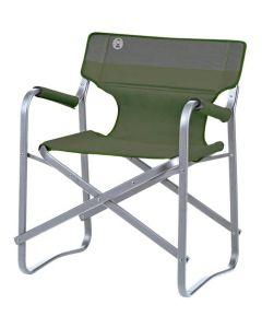 Καρέκλα Camping Coleman Deckchair Πράσινο   www.lightgear.gr