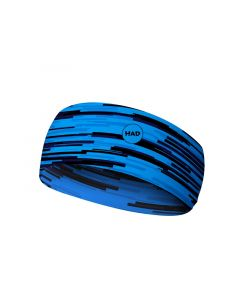 Μπαντάνα HAD Coolmax Glitch Blue | www.lightgear.gr