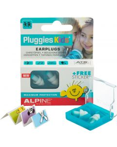 Ωτοασπίδες Alpine Kids  | www.lightgear.gr