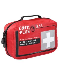 Σετ Πρώτων Βοηθειών Care Plus Mountaineer | www.lightgear.gr