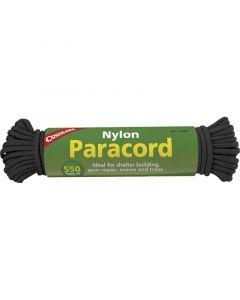 Σκοινί Paracord Coghlans 4 mm - 15 m Μαύρο   www.lightgear.gr