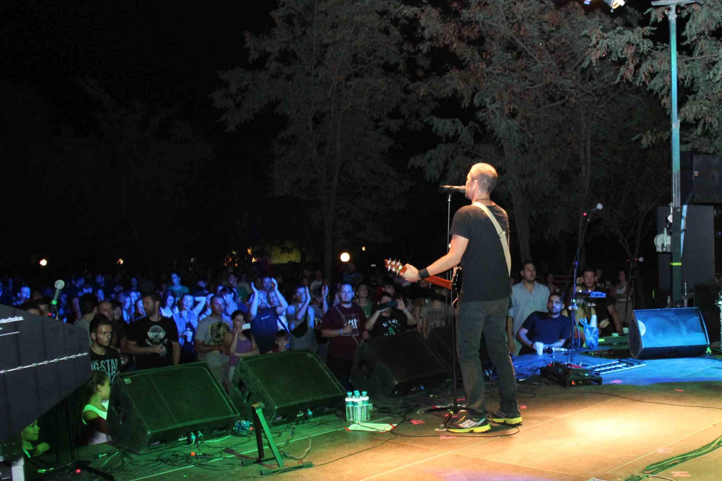 Meteora Music Festival www.lightgear.gr