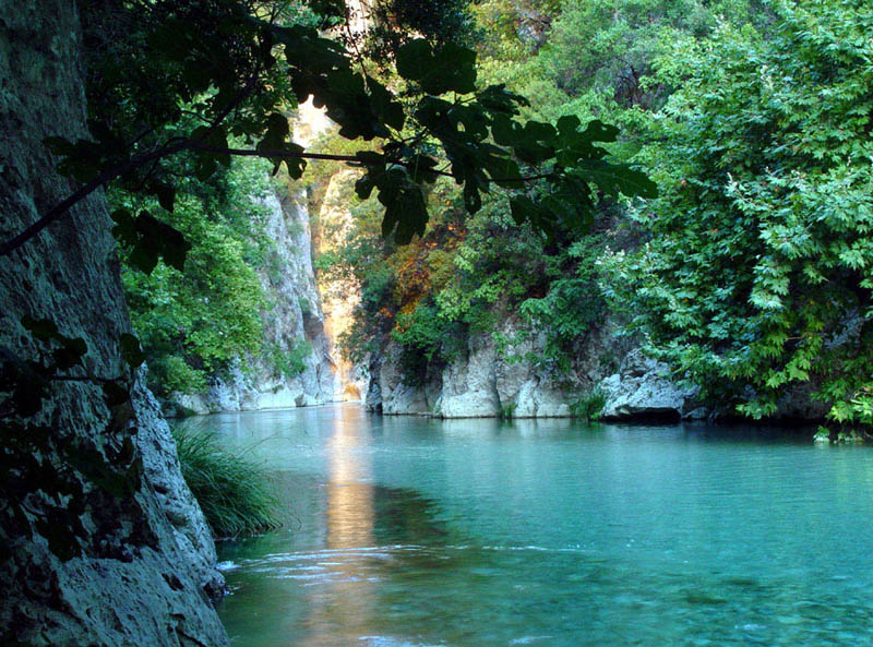 Διάσχιση του ποταμού Αχέροντα | www.lightgear.gr
