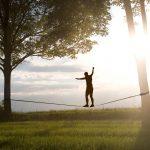Τι είναι το slackline (ιμάντας ισορροπίας)