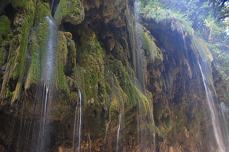 Άποψη του φαραγγιού Πάντα Βρέχει | www.lightgear.gr