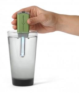 Απολύμανση νερού με το Steripen | www.lightgear.gr