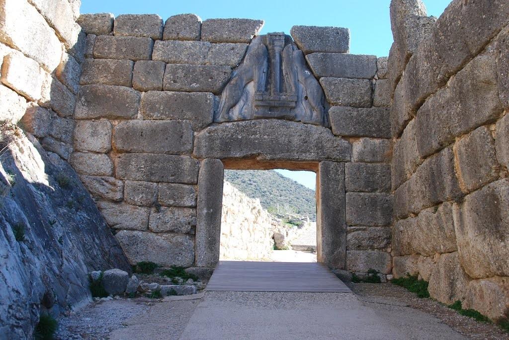 Η Πύλη Των Λεόντων | www.lightgear.gr