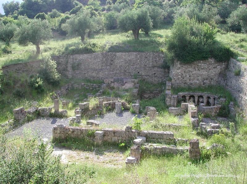 Ο αρχαιολογικός χώρος της Αρχαίας Γόρτυνας | www.lightgear.gr