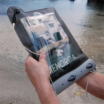Αδιάβροχη θήκη της Aquapac για το iPad | www.lightgear.gr