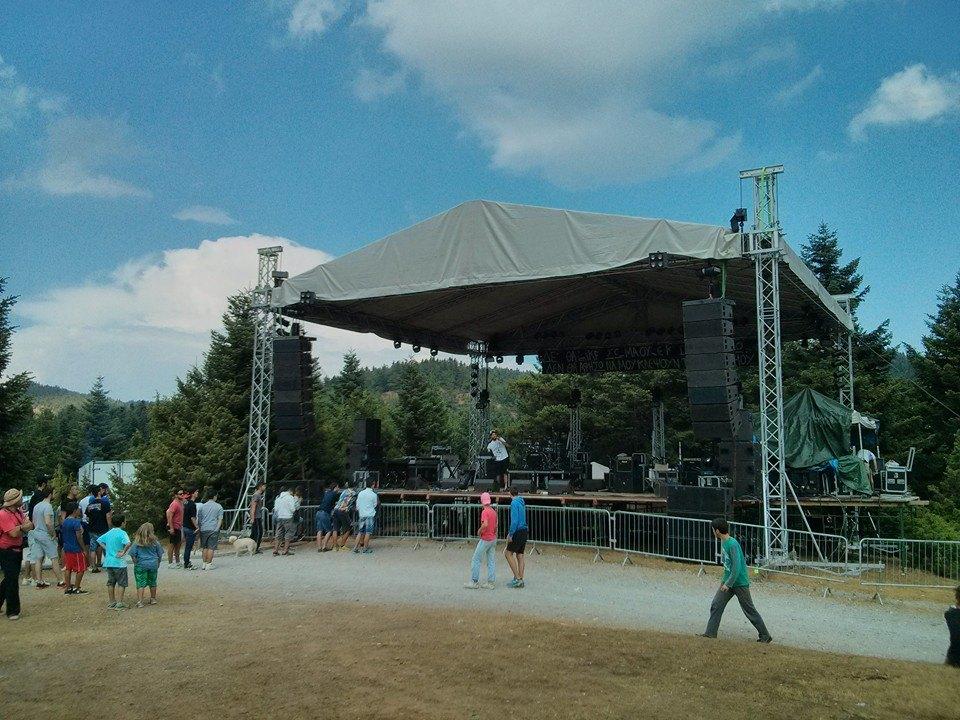 Φεστιβάλ Ήχοι Του Δάσους | www.lightgear.gr