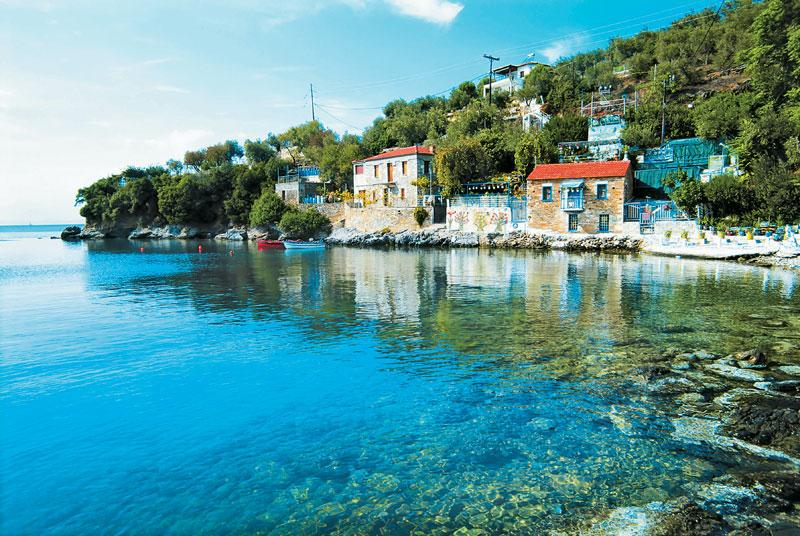 Παραλιακό χωριό του Πηλίου (πηγή: ethnos.gr) | www.lightgtear.gr