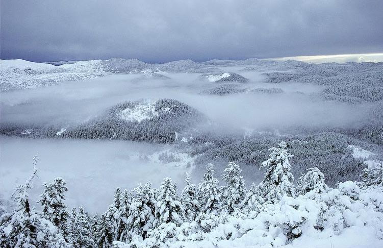 Χιονισμένο τοπίο στην Ελάτη Αρκαδίας (φωτ. Φώτης Παπαχατζής) | www.lightgear.gr