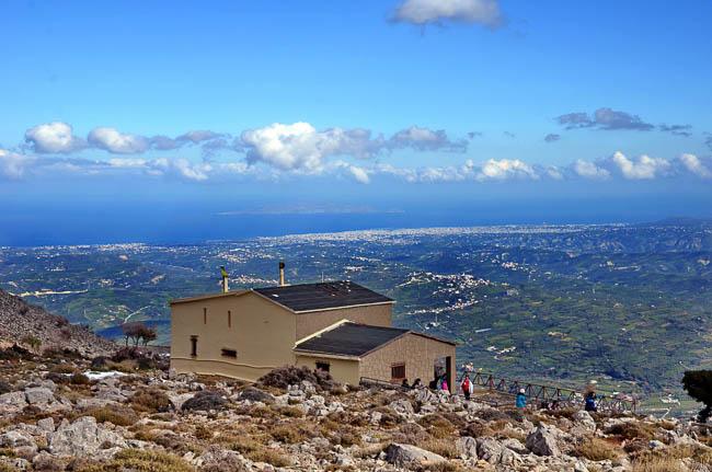 Καταφύγιο Πρίνος (φωτ. ΕΟΣ Ηρακλείου) | www.lightgear.gr