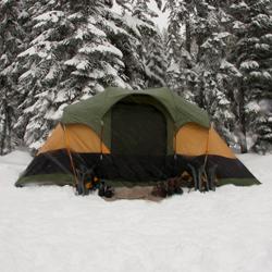 Χειμερινό camping