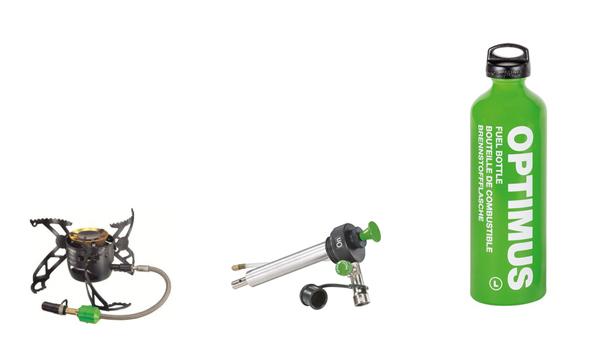 Τα 3 μέρη μιας εστίας υγρού καυσίμου | www.lightgear.gr