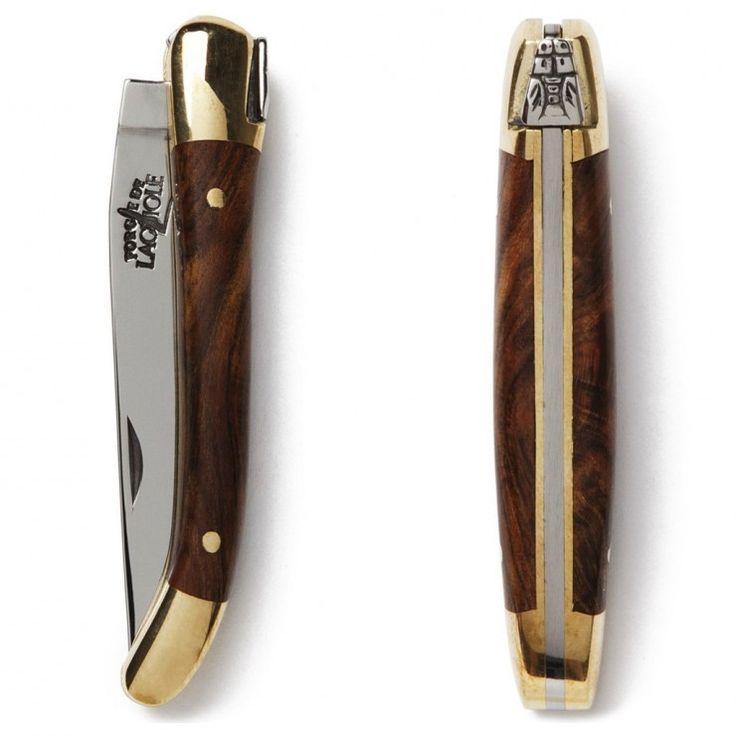Η χαρακτηριστική μέλισσα στα μαχαίρια Laguiole | www.lightgear.gr