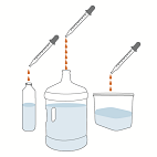 Απολύμανση νερού με μερικές σταγόνες κοινής χλωρίνης | www.lightgear.gr