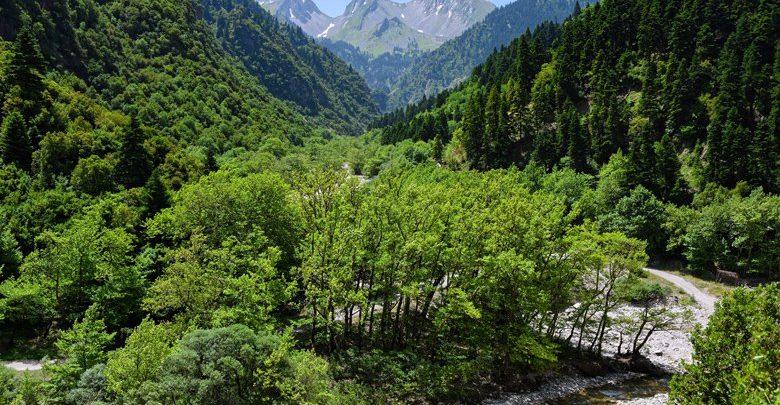 Άποψη των Αγράφων | www.lightgear.gr